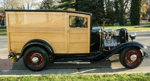 1931 Ford Woody Delivery Wagon