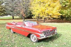 1959 Impala Convertible 4-speed